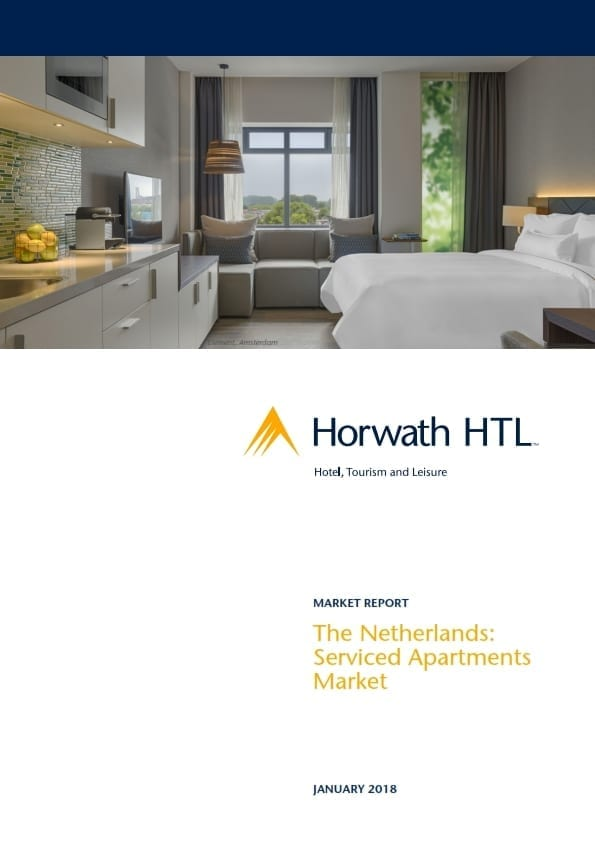 Persbericht: Serviced Apartments is het snelst groeiende segment binnen de Nederlandse hotellerie