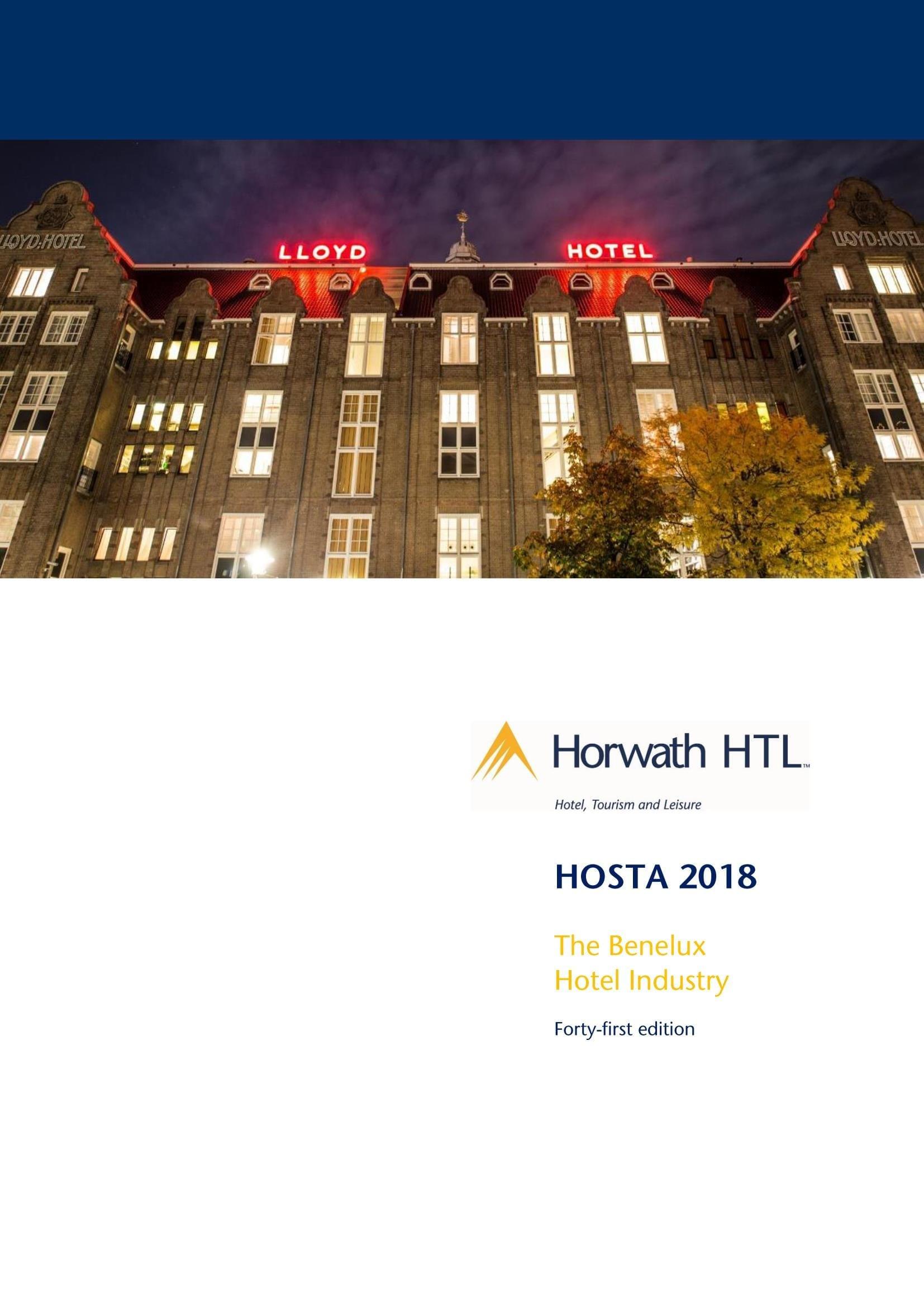 Presentatie HOSTA Rapport 2018