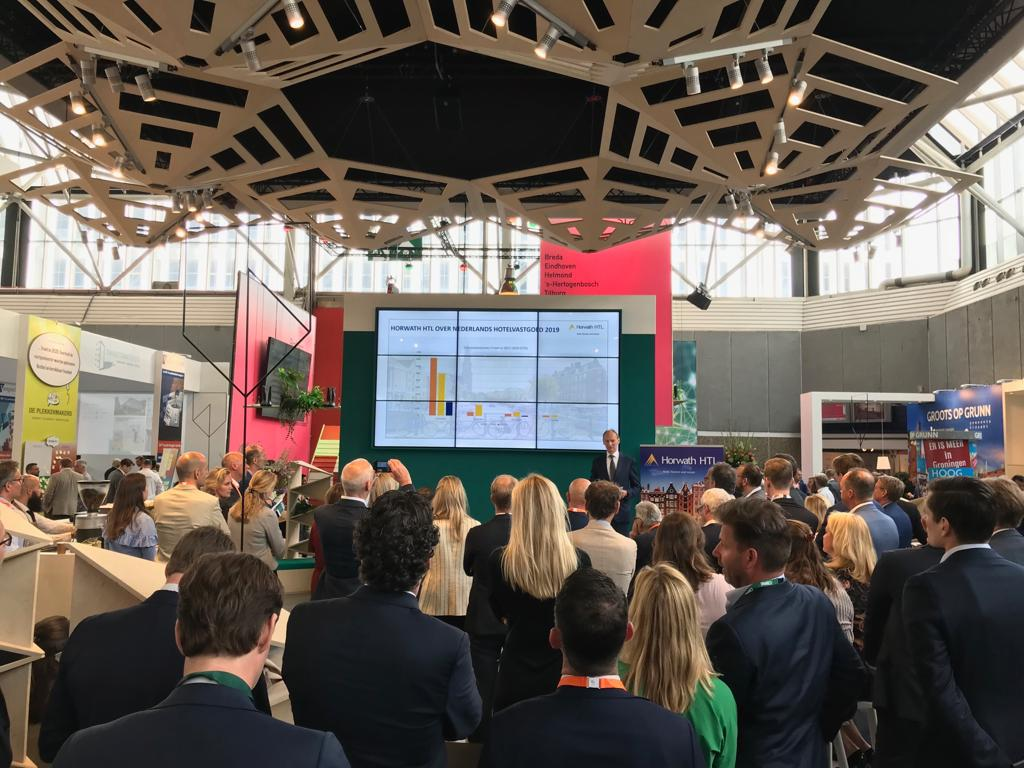 PROVADA: Presentatie Dutch Hotel City Index 2019