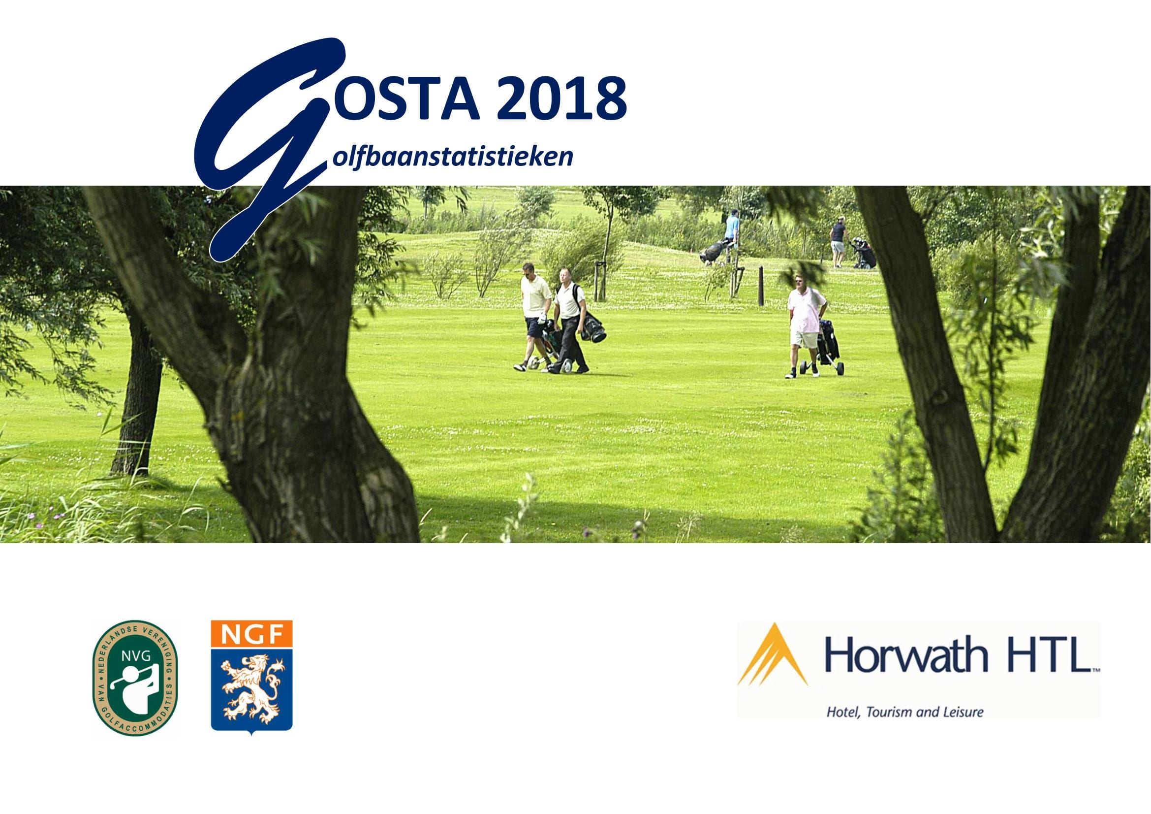 Report: GOSTA 2018 – Golf Course Statistics