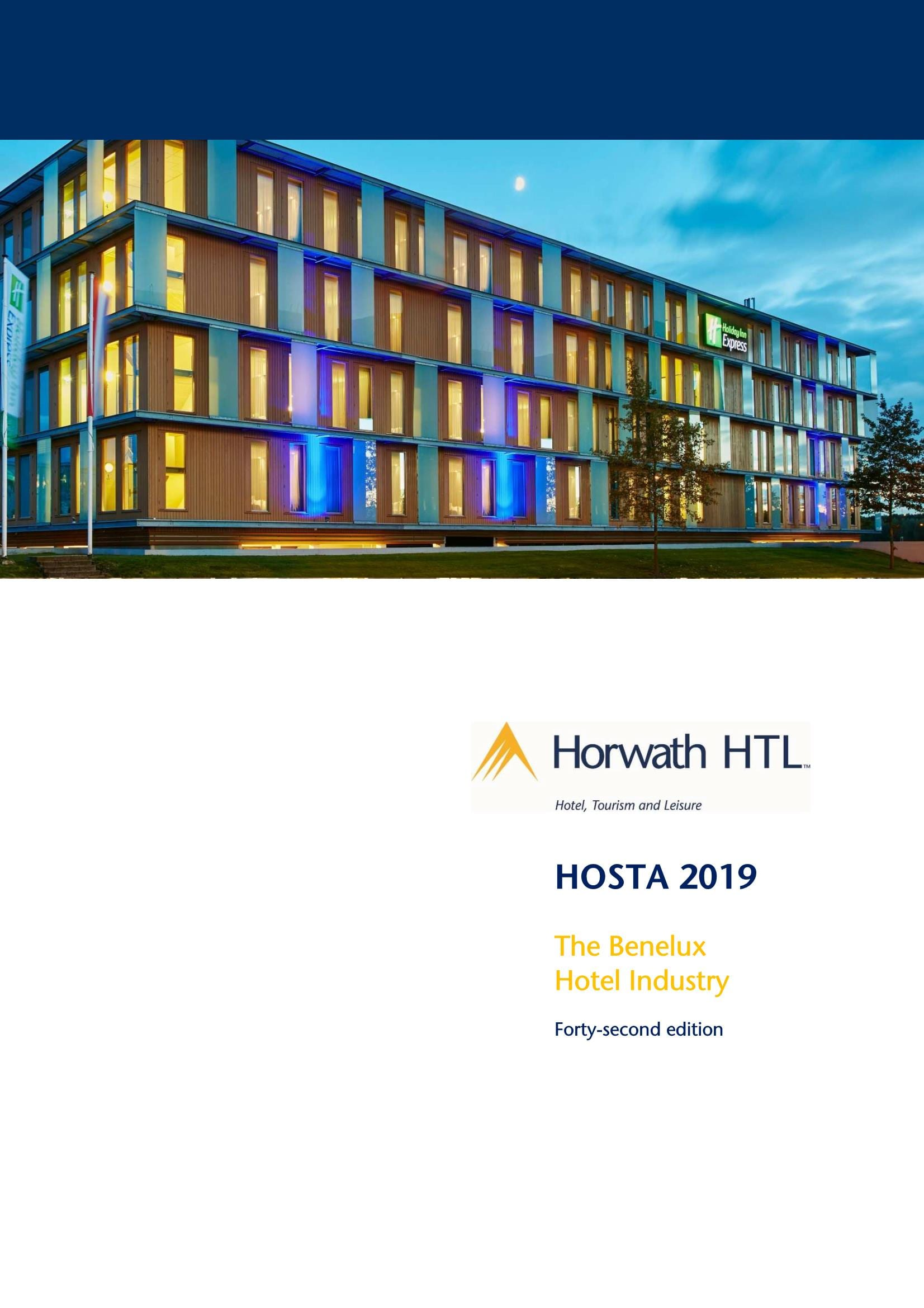 Presentation HOSTA Report 2019