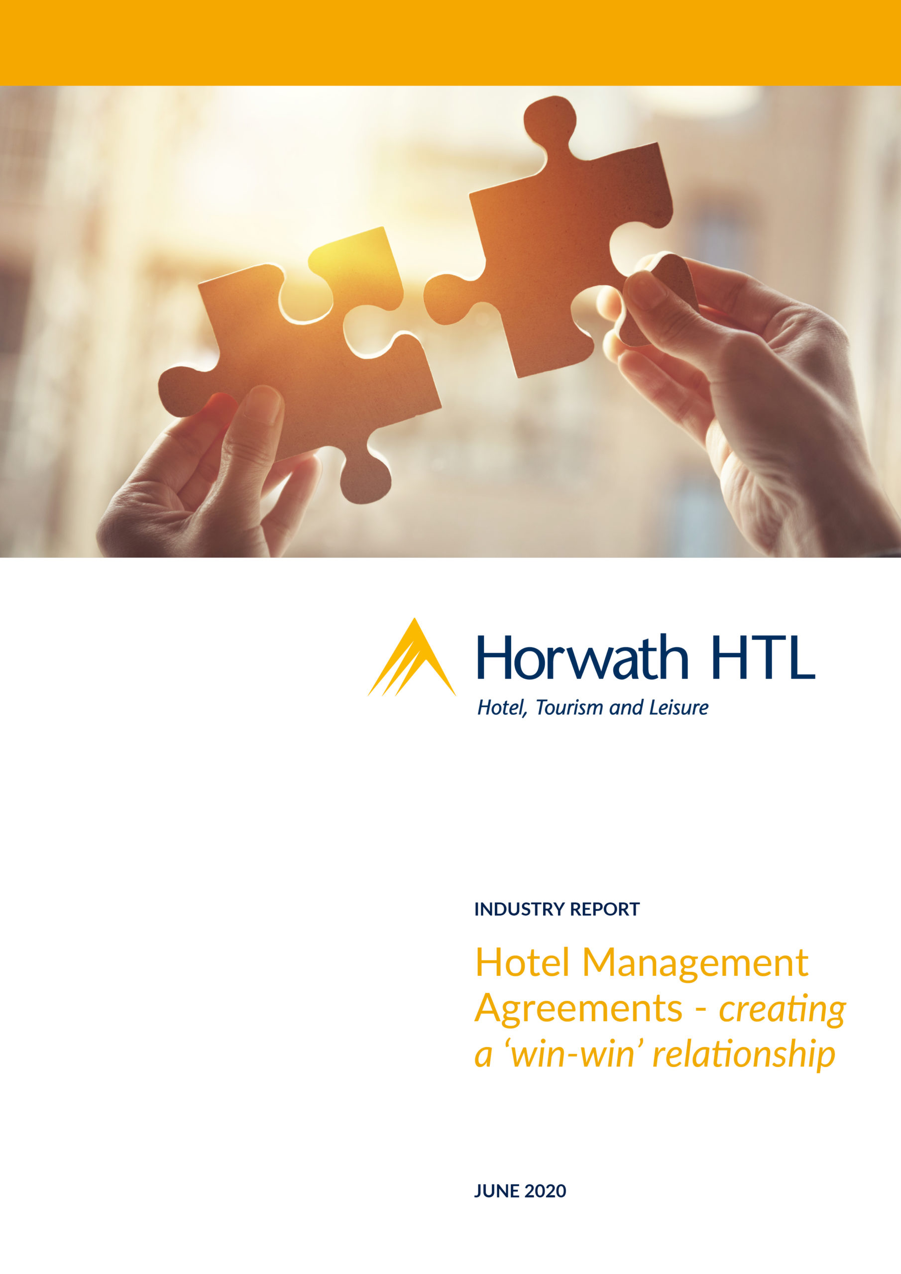 Hotel Management Agreements