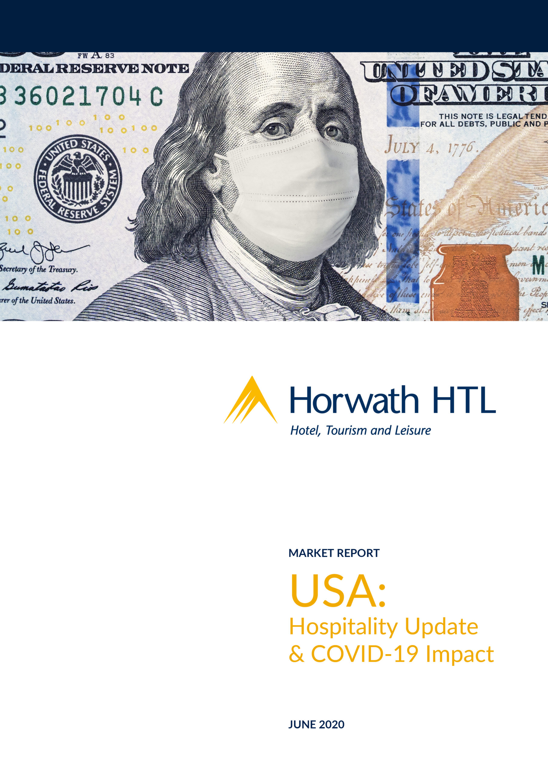 UPDATED: USA Hospitality & COVID-19 Impact