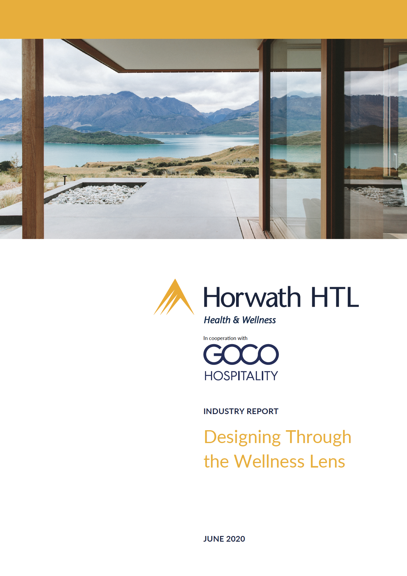 Industry Report: Designing through the Wellness Lens