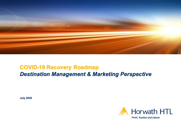Recovery Roadmap: Destination Management & Marketing Perspective