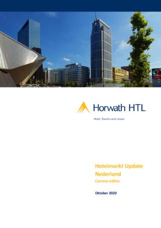 HorwathHTL Hotelmarkt Update Nederland oktober 2020 Page 1 2